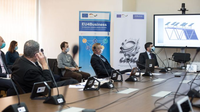 Center For Digitalization, Innovation, And Competitiveness Of The Metal Industry  Opened In Zenica