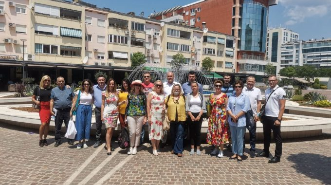 Economic Empowerment Of Agriculture In BiH: Realized Study Visit To Montenegro