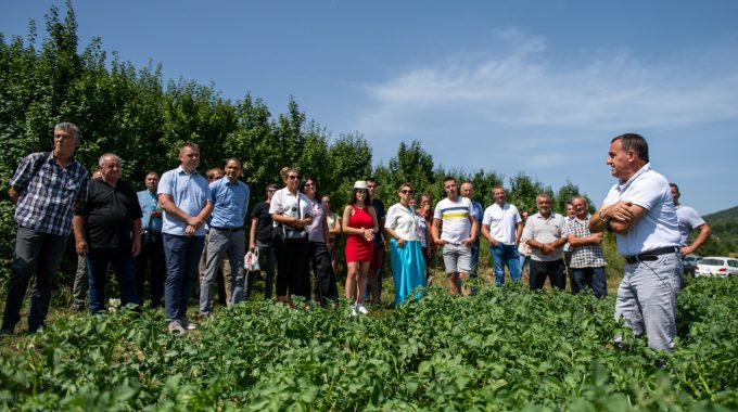 EU4BUSINESS Brought Together Potato Growers From All Over BiH